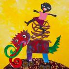 Yimulimuli y el dragón y otros cuentos de Senegal