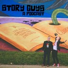 Story Guys – Episode 21 – Yard Sale (with Michael Malone)