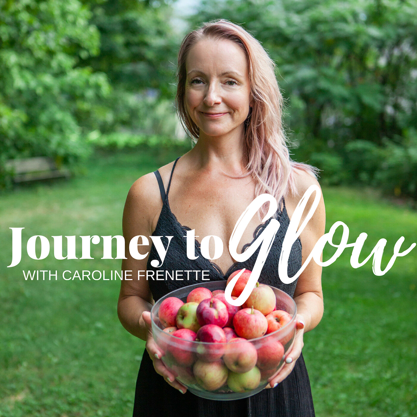 "JTG #56 Natural Cure Rosacea, The Medical Medium ""Protocol"" & Celery Juice With Eva Straub"