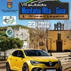 SUBIDA MONTAÑA ALTA GUIA - 23-03-19