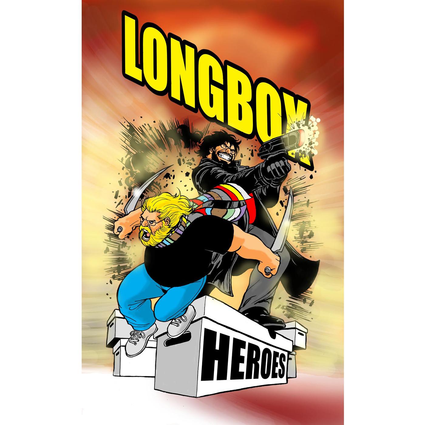 Longbox Heroes Episode 525: Fries My Ham