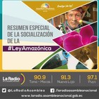 Proyecto de Ley Amazónica