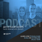 146: How to avoid building a big sales infrastructure and still grow your company with Jennifer Peek