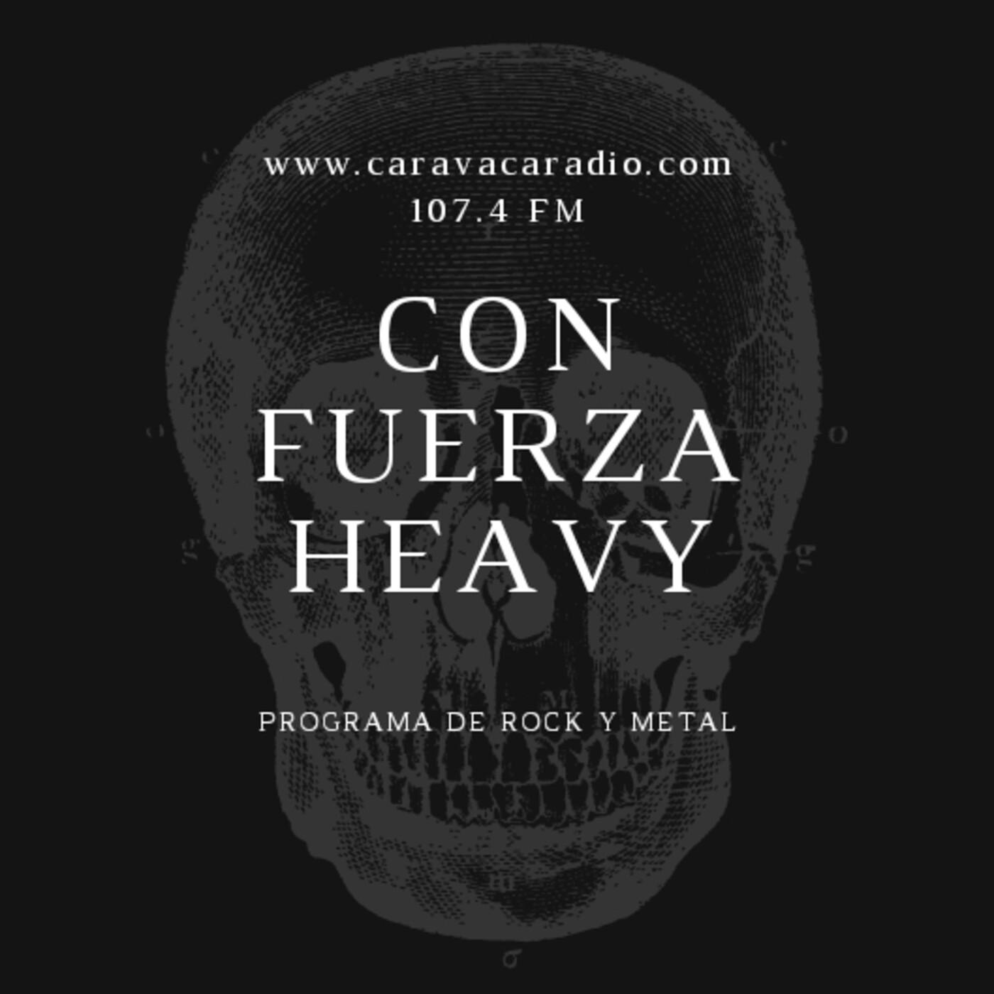 Programa 1280 CON FUERZA HEAVY 23/11/2017