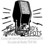 Promos, jingles y sintonias TEA FM 2015