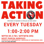 Taking Action - Tuesday, June 18, 2019