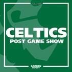 Boston Celtics Post Game Show   Powered by CLNS Ra