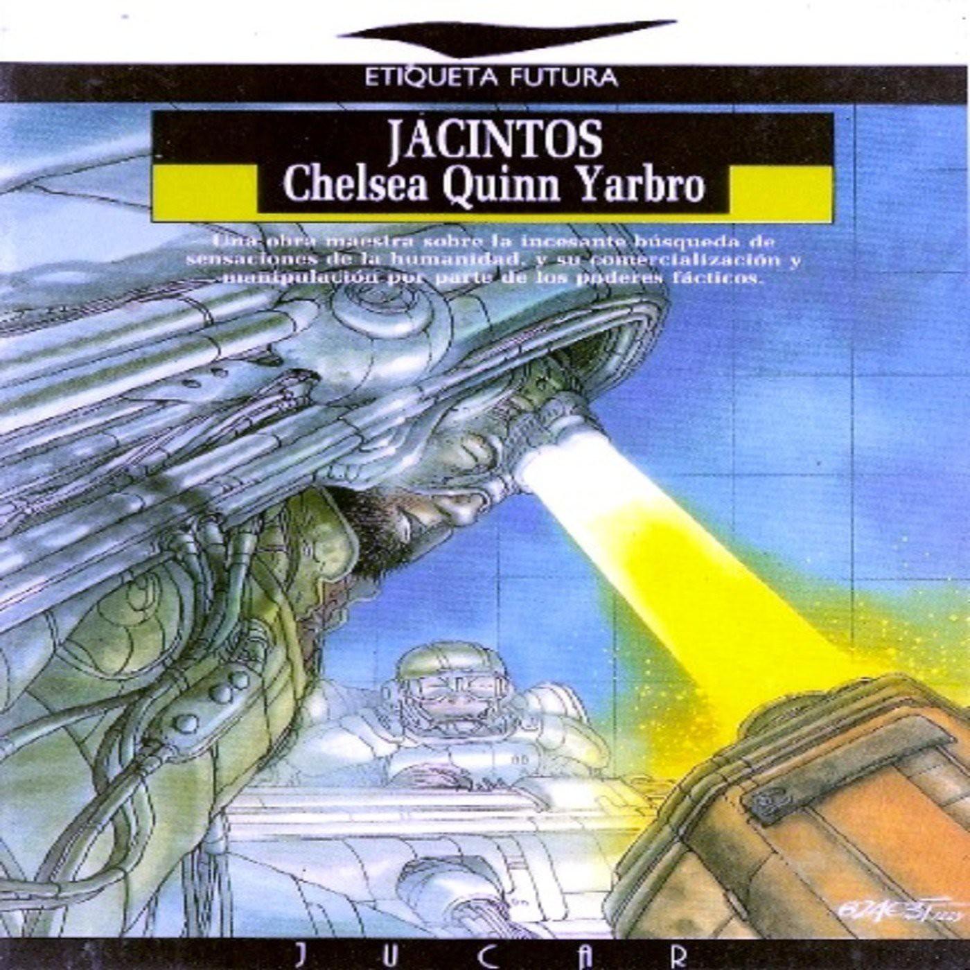 Jacintos De Chelsea Quinn Yarbro