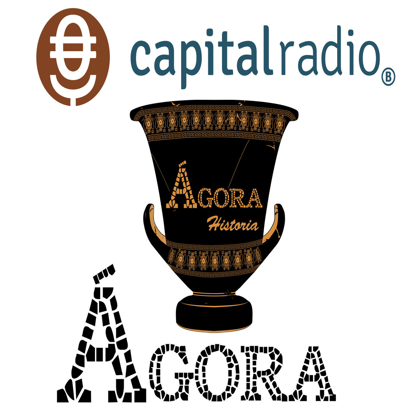 065 Agora Historia - Capital Radio - Legión Romana - Iberos imagen personal - Théodore Géricault