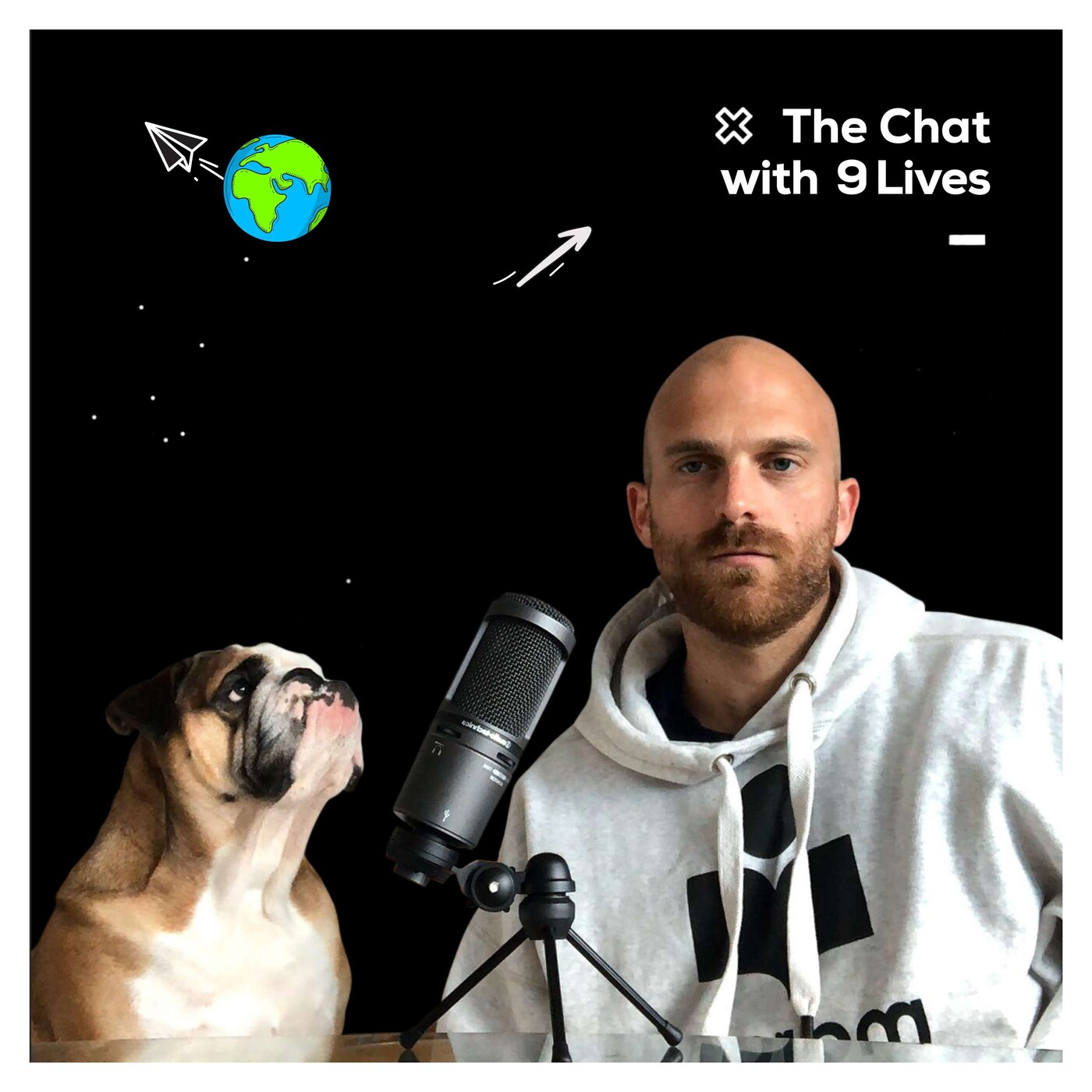 Episode 14 - The Chat with 9 Lives