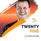 Twentyfive s Julom Viršíkom #198 (15.09.2019)