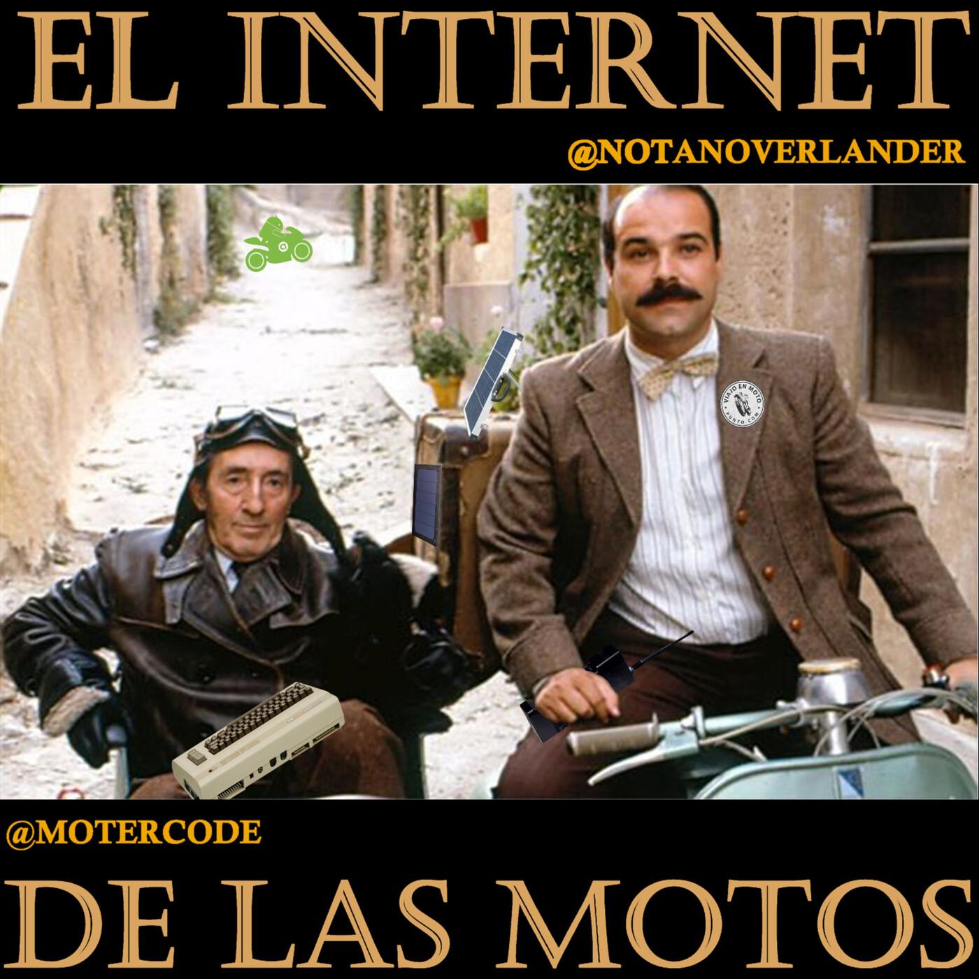 El Internet de las motos 2x7 - El cinco ge.