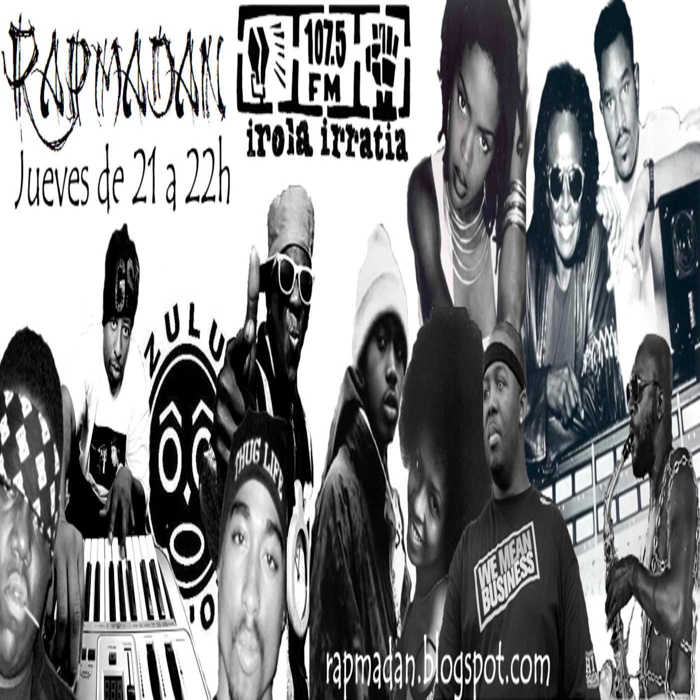 Rapmadan3 - Vol. 7 - Con 73Bravo
