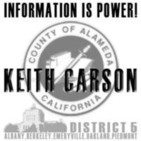 Keith Carson: Information is Power!