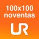 T5x05 - 100x100 NOVENTAS