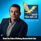 595: Creating a Life of Significance and the Five Pillars to a Freedom Lifestyle | Curt Mercadante