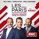 RMC : 25/08 - Les Paris RMC 100% Foot