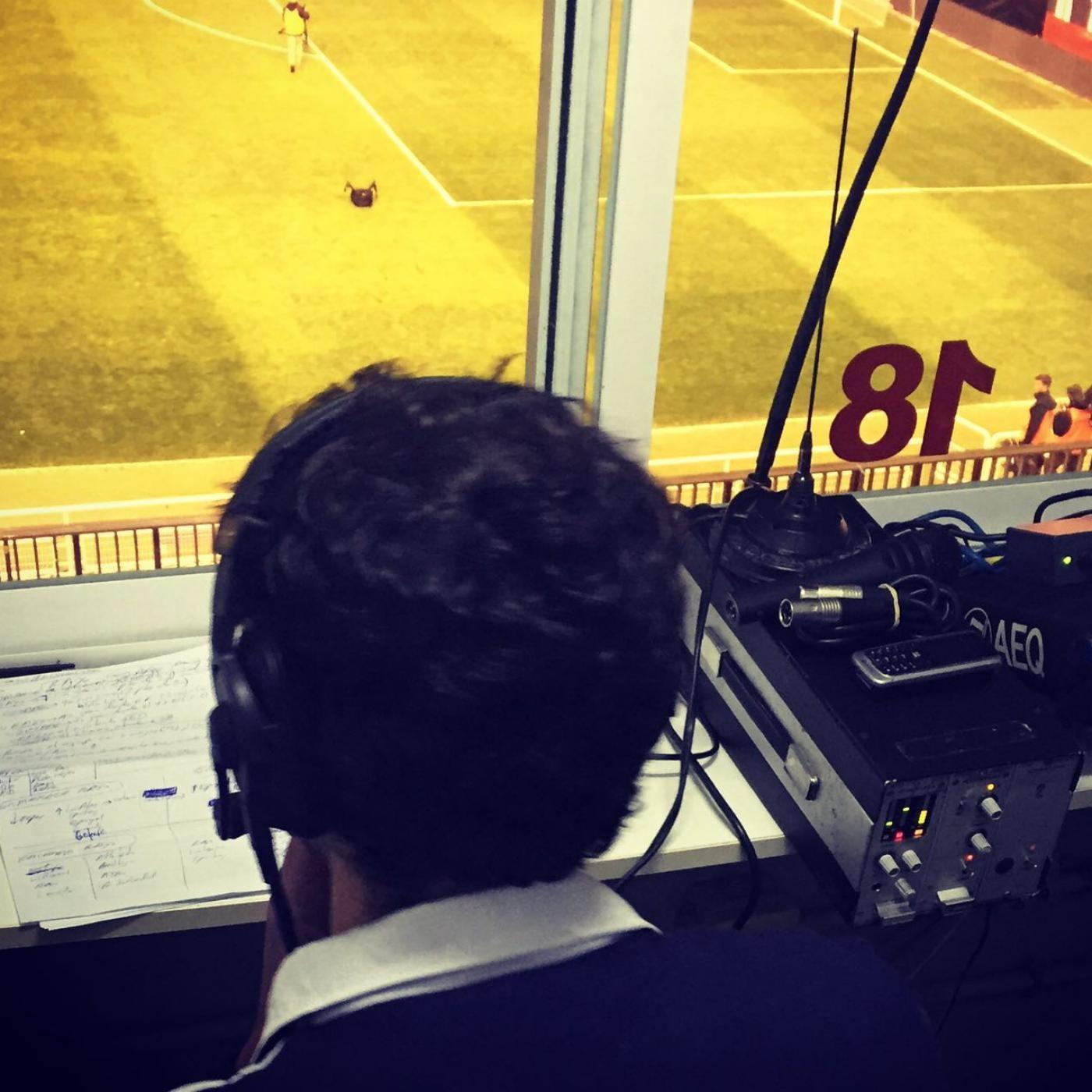 Últimos 5 minutos del Rayo Vallecano 1 - Granada 0