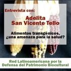 Entrevista con Adelita San Vicente Tello