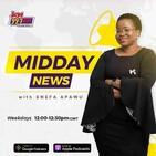 Joy FM Afternoon News