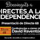 Conferència DIRECTES A LA INDEPENDÈNCIA a GIRONA - CASA DE CULTURA DE GIRONA