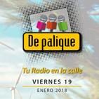 1er Encuentro de Radios Escolares De palique 2018