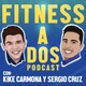 Fitness A Dos - EP60 - Para SOÑAR tienes que DESCANSAR (Con Sergiu Moratalla