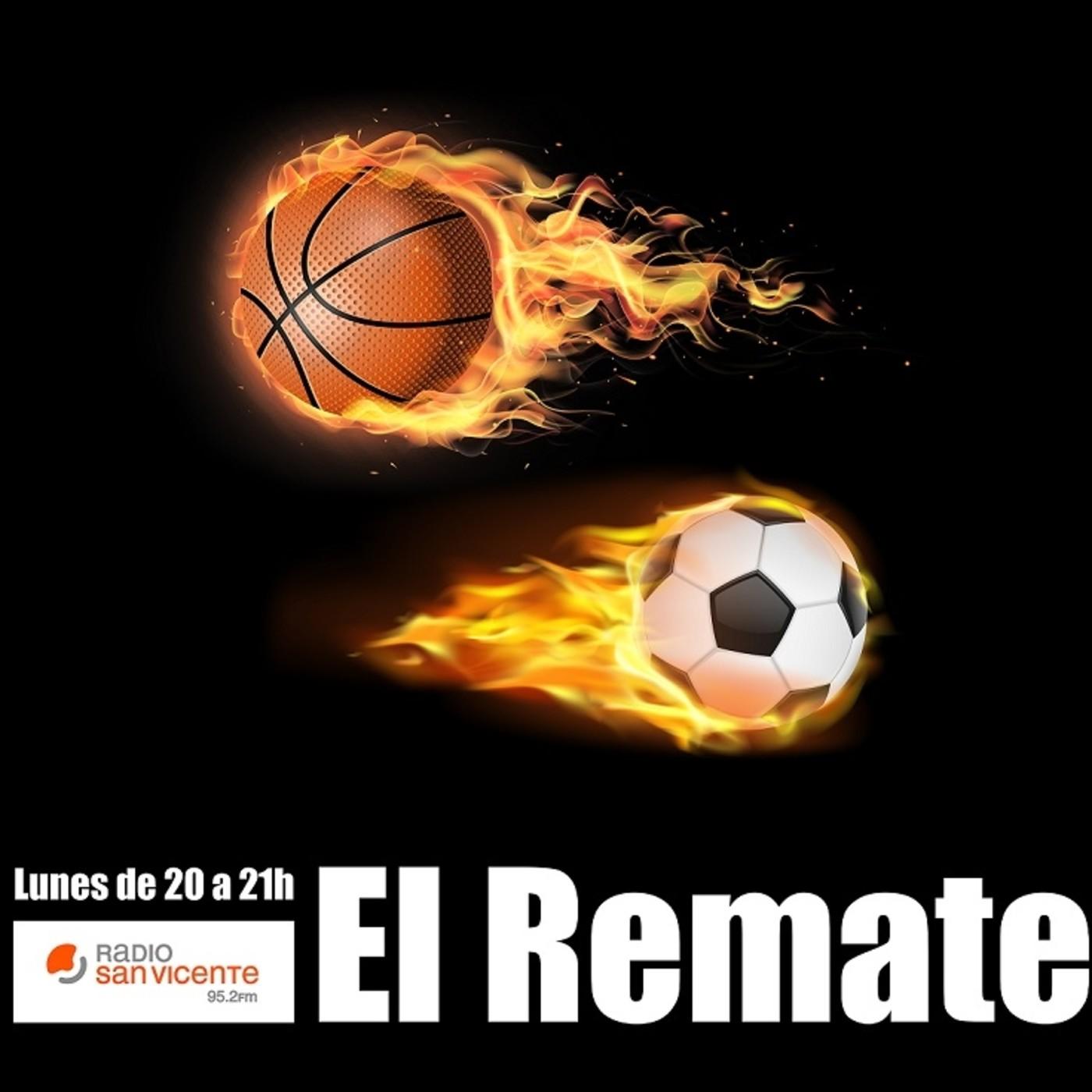El Remate - 2020.10.19 'HLA Diversas Capacidades, Rafa Beviá y Hércules de Alicante'