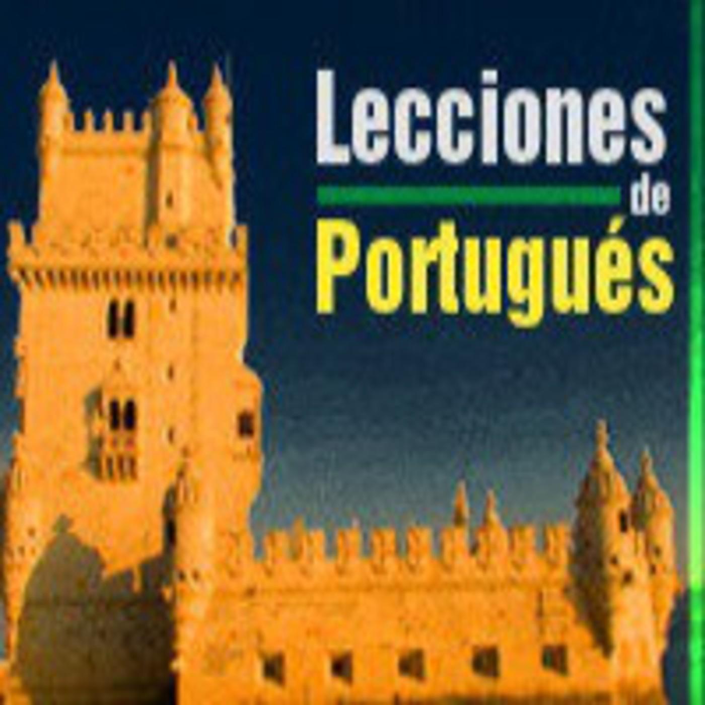 Lección 1 de Portugués