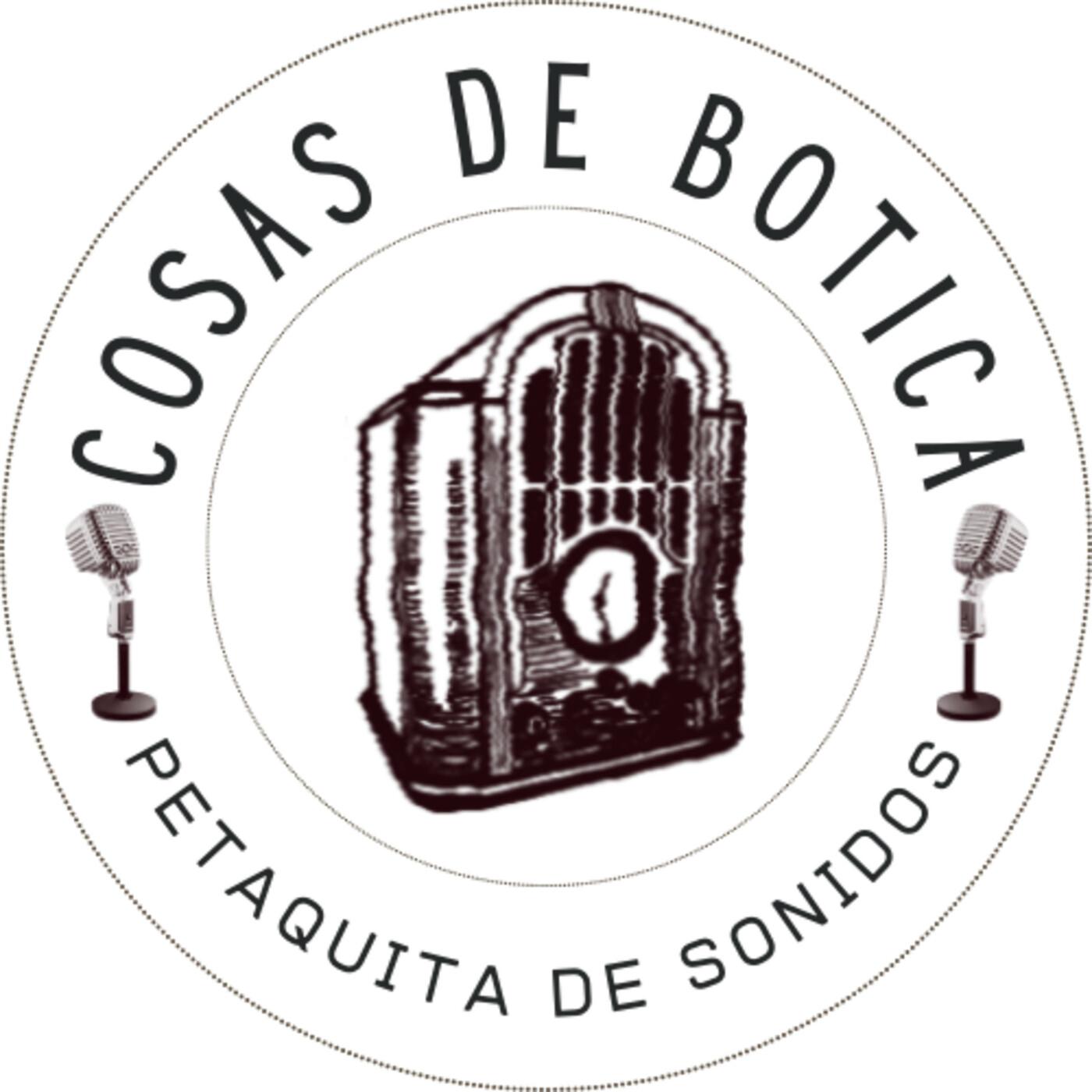 Cosas de Botica: Agustín Donati