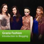 School of Grazia: Introduction to Blogging