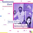 Testimonio OVNI 6ta Temporada Radio Bla 13/12/2019