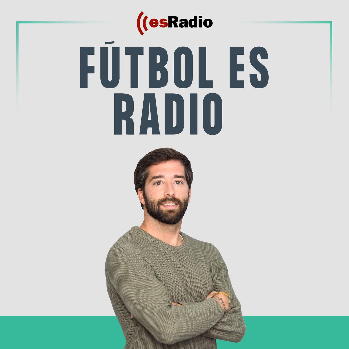 Futbol Es Radio Y Al Primer Palo
