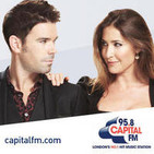 Capital Breakfast with Dave Berry and Lisa Snowdon (07.09.12)