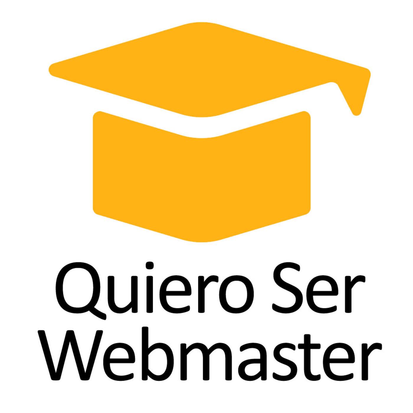 Quiero ser Webmaster