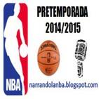 NBA Pretemporada 2014/2015