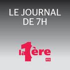 Le Journal de 7h - 07.12.2018