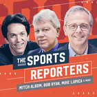 The Sports Reporters - Episode 196 - The British Open. NCAA transfer portal. The intriguing NL East