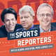 The Sports Reporters - Episode 228 - CFP Rankings. Previewing Week 10 in the NFL. An intriguing NBA Eastern Conference