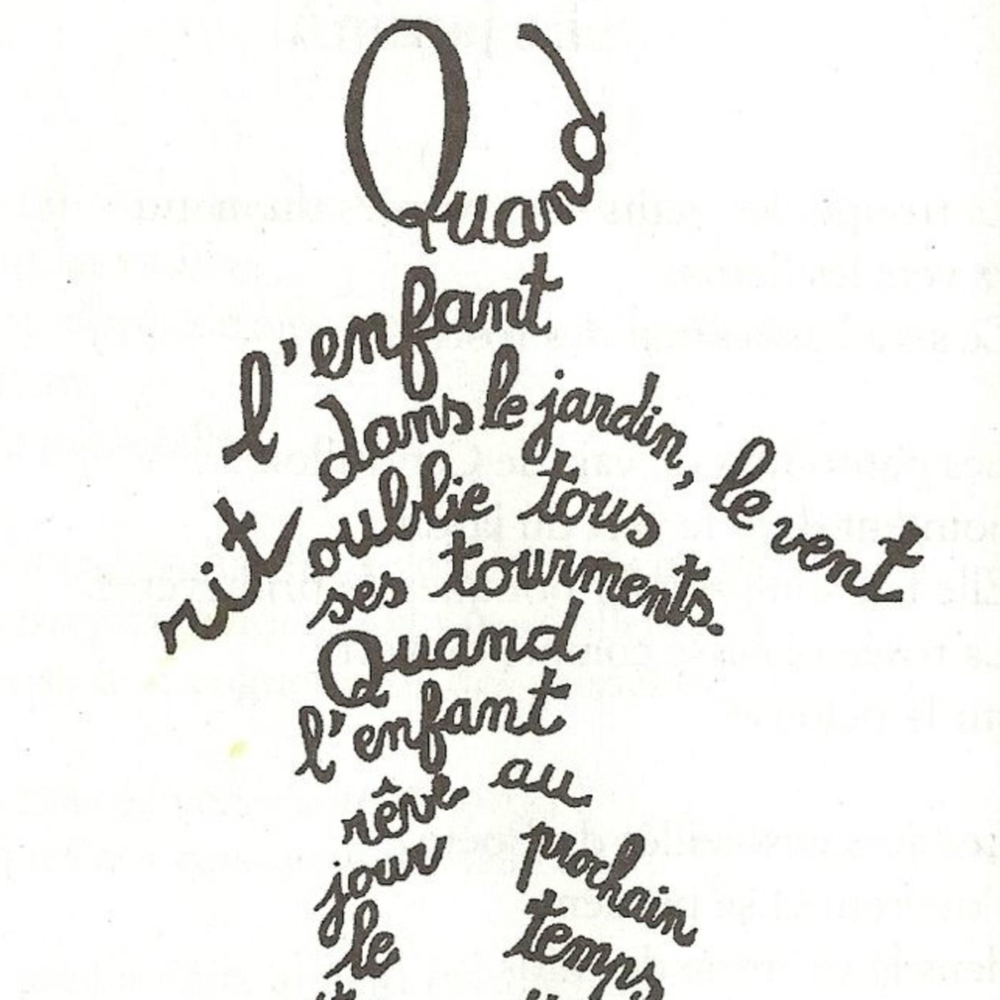Petite Pluie Dété Maurice Carème In Poésies In Mp31112
