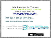 My Passion is Trance 182 (Fusion)