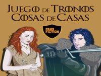 S06E01: The Red Woman - Juego de Tronos: Cosas de Casas