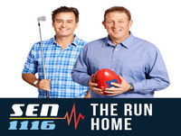Terry Wallace; SEN AFL Commentator on Drive with KB and the Doc