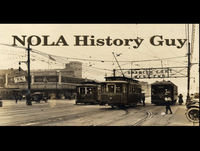 NOLA History Guy Podcast 18-May-2019 – French Market and The Beast