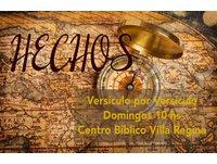 Hechos 25 (b) Pablo ante Festo - estudio 61(b)