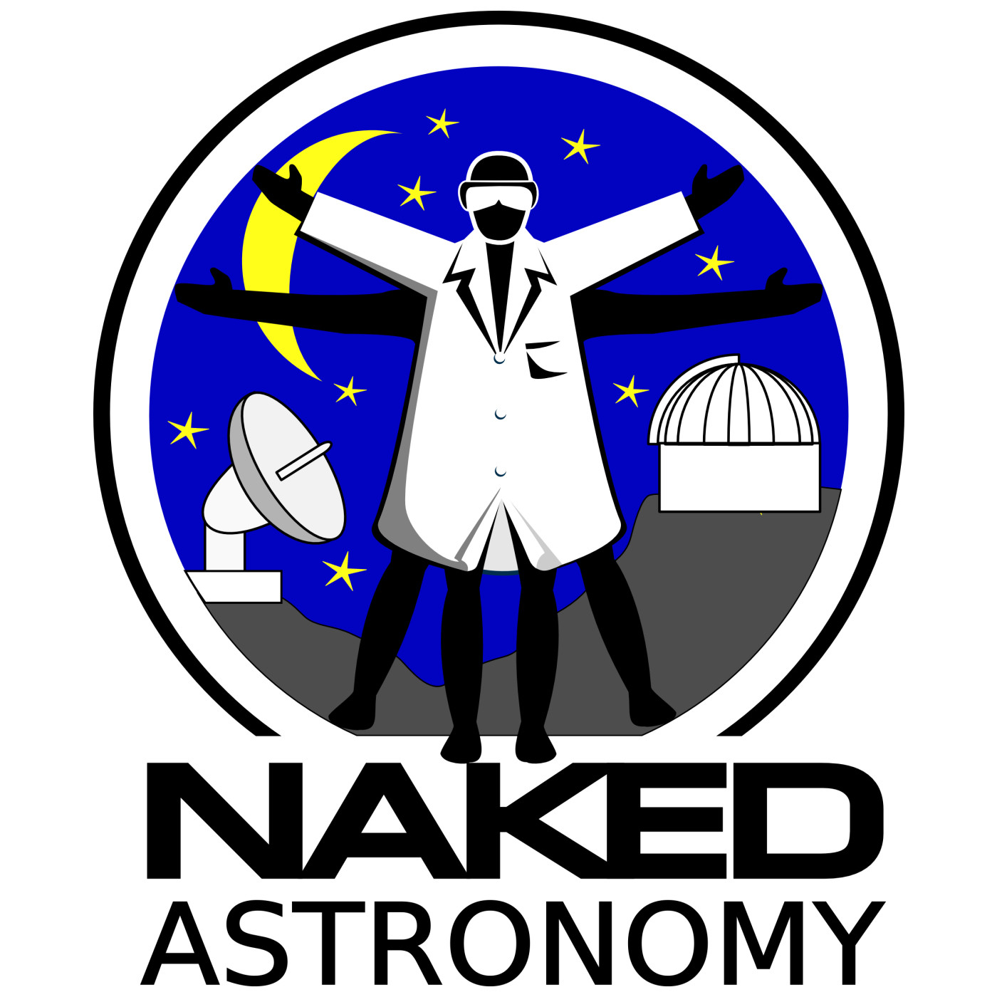 Naked Astronomy - From the Naked Scientists