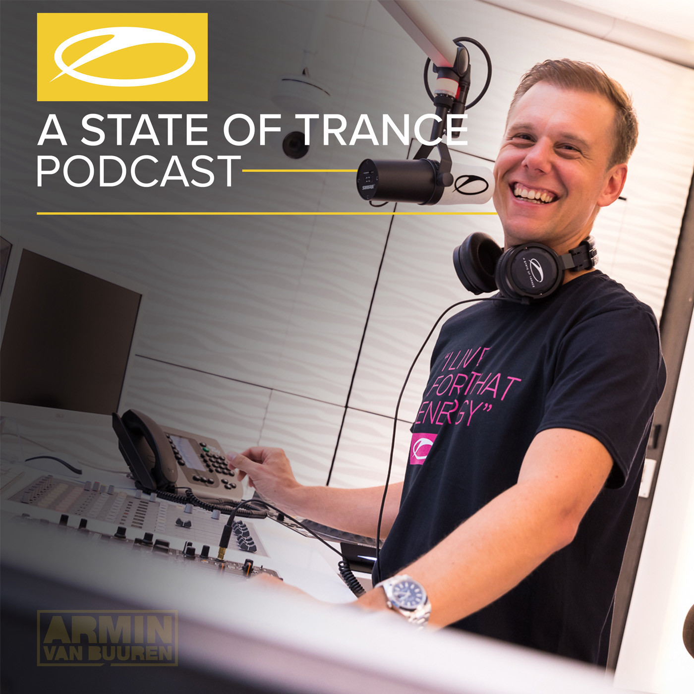 A State of Trance Official Podcast Episode 599