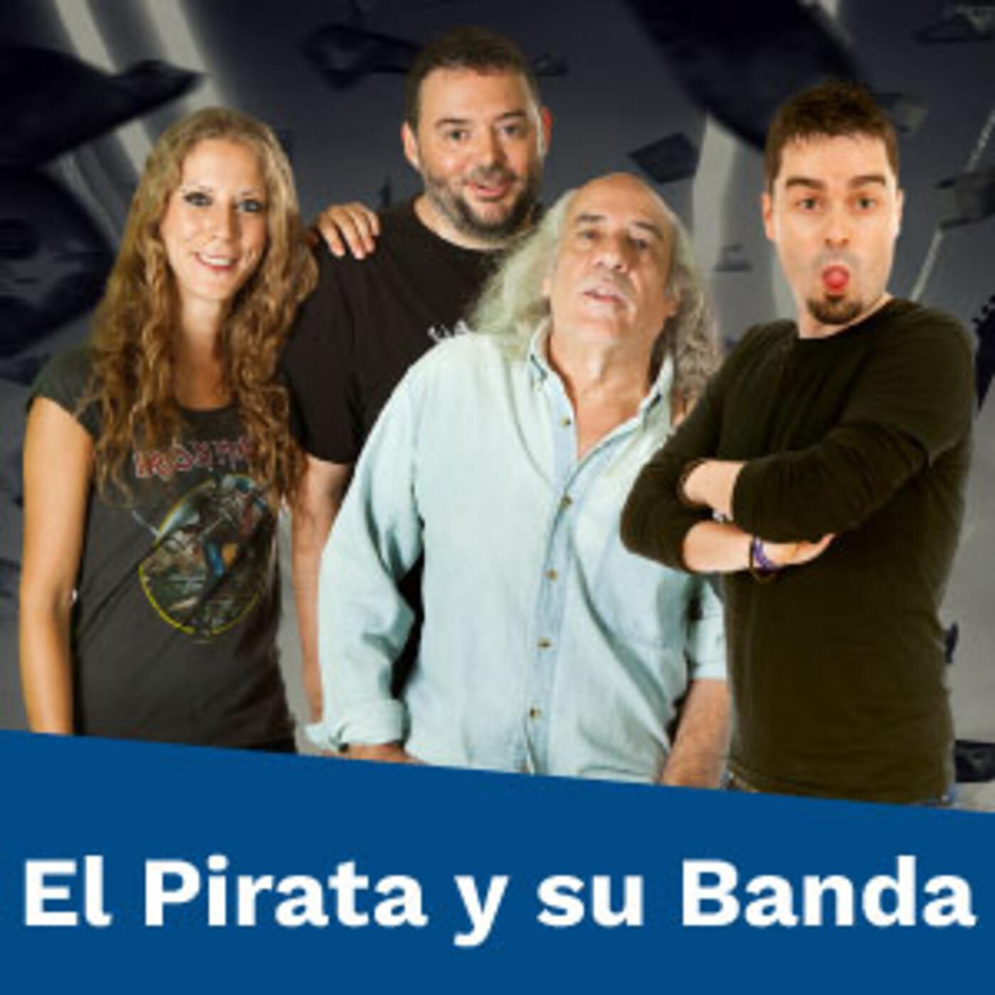 El Pirata y su banda