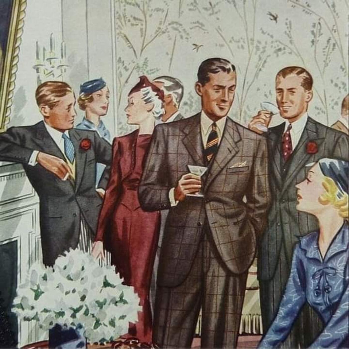Episode 730 - The Drill - Masculinity Amidst Madness!