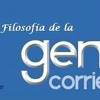 PROGRAMA FILOSOFIA DE LA GENTE CORRIENTE